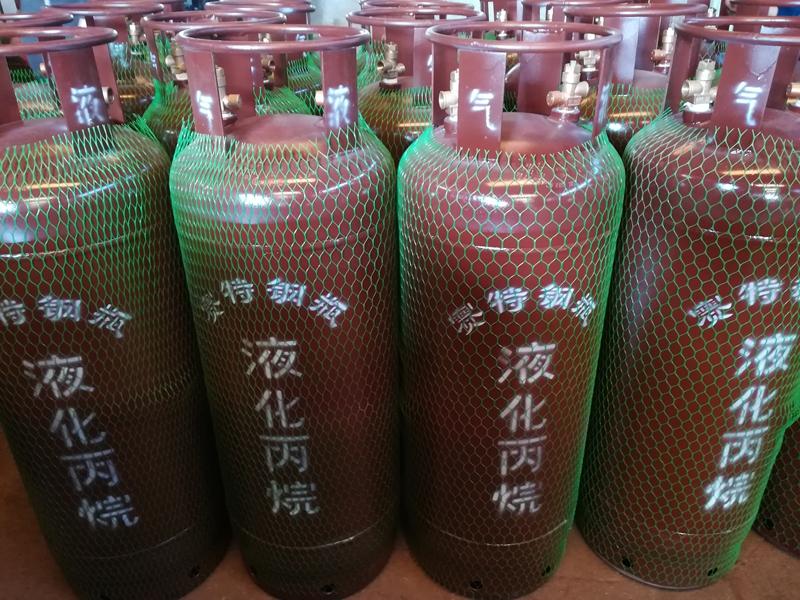 双阀D400丙烷瓶